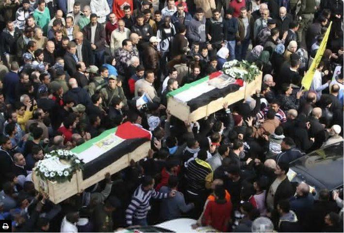 الاحتلال يقرر تسليم جثامين ثلاثة شهداء