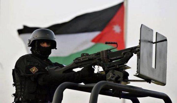 """الأردن: اعتقال شخص حاول """"التسلل"""" لفلسطين"""