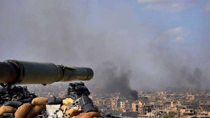 مقتل 28 مدنياً بغارة جوية على دير الزور