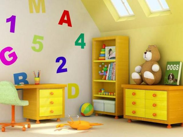 ترتيب غرفة نوم الطفل بـ10 دقائق