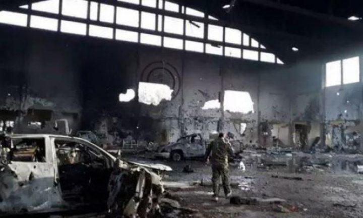 """تحليلات:قصف قاعدة """"تيفور"""" رسالة لبوتين وترامب"""