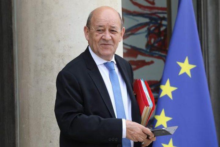 لو دريان: أوروبا تحذر ترمب من فرض رسوم إضافية