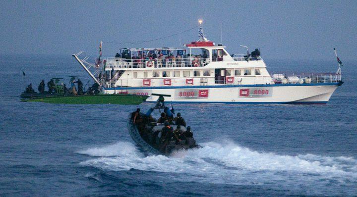 بيراوي: اسطول الحرية لن يغير خطته ومساره