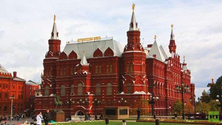 80 ألف زائر لمتحف التاريخ في موسكو