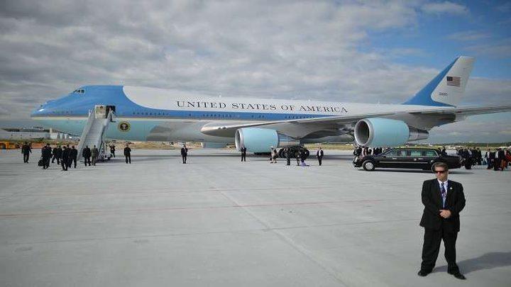 ترامب يرغب بتغيير ألوان الطائرة الرئاسية