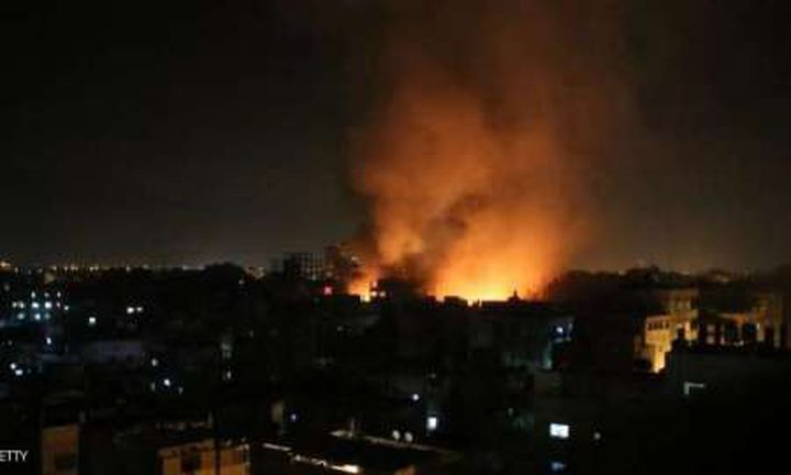 الإحتلال يزعم: اصابة أحد عناصره شرق غزة