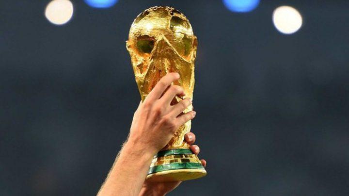 """مبالغ """"طائلة"""" سيحصل عليها الفائز بكأس العالم"""