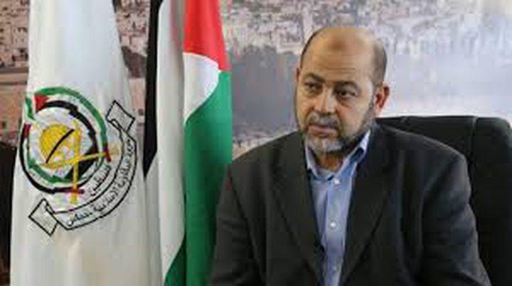 """حماس تصف لقاء القاهرة بـ""""الأكثر أهمية"""""""
