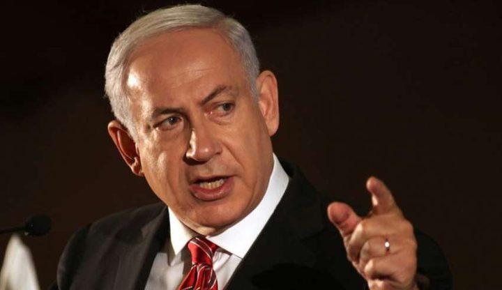 نتنياهو يوجه رسالة تهديد لحماس في غزة