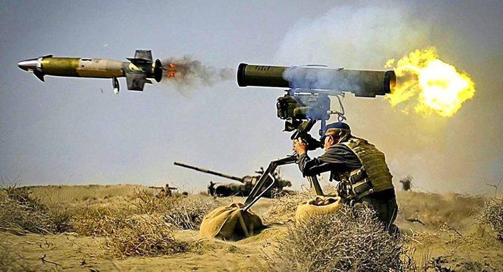 """الاحتلال: استهداف نقطة عسكرية بصاروخ """"كورنيت"""""""
