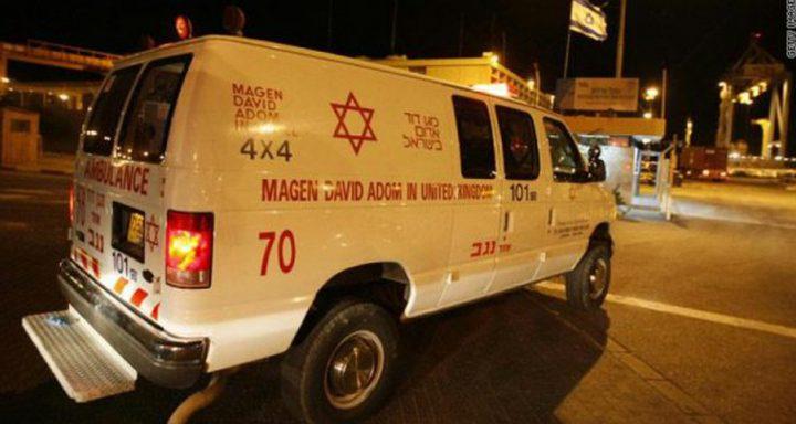 إصابة جندي إسرائيلي خلال مواجهات في ابوديس