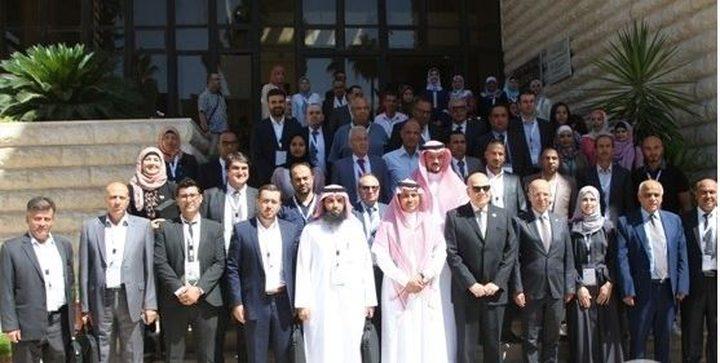 فلسطين تحصد المركز الأول بمؤتمر دولي