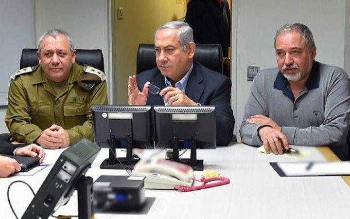 """""""الكابينت"""" يجتمع غدًا لمناقشة التصعيد العسكري"""