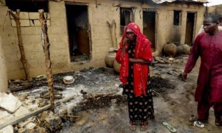 مقتل العشرات في اشتباكات عرقية بنيجيريا