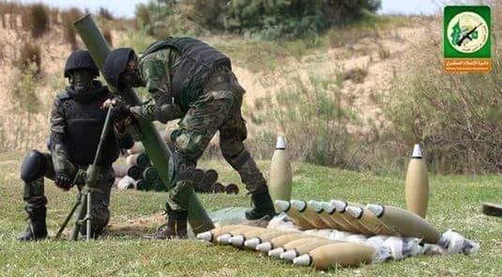 المقاومة تطلق رشفةصواريخ تجاه البلدات المحتلة
