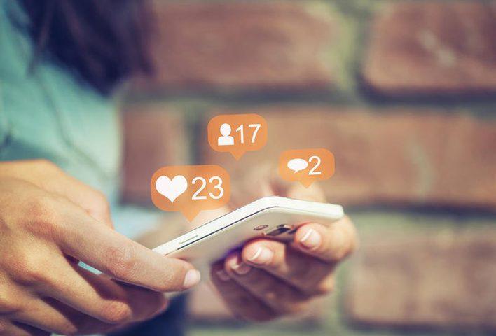 برامج التواصل الاجتماعي وشخصيّتك!