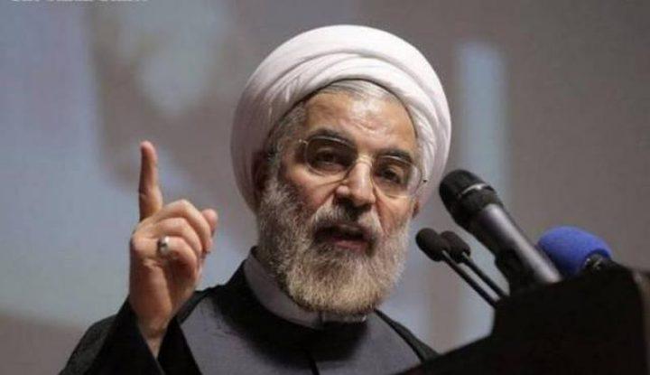 روحاني: سنهزم امريكيا