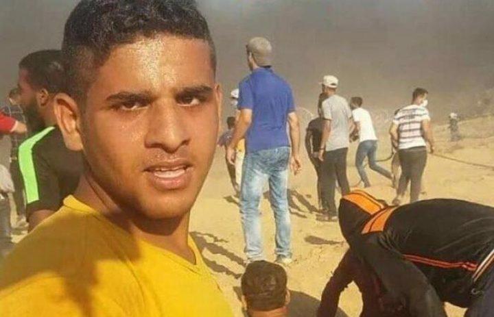 شهيد متأثرا باصابته في غزة