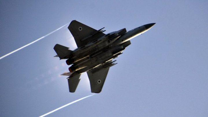 قصف إسرائيلي يستهدف مطار النيرب بمحافظة حلب