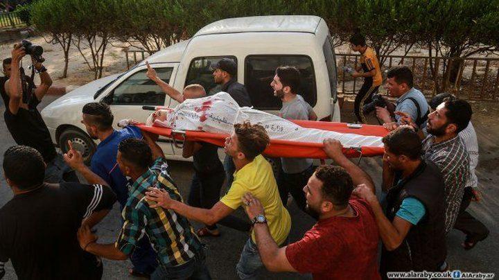غزة تشيّع طفليها النمرة والكحيل