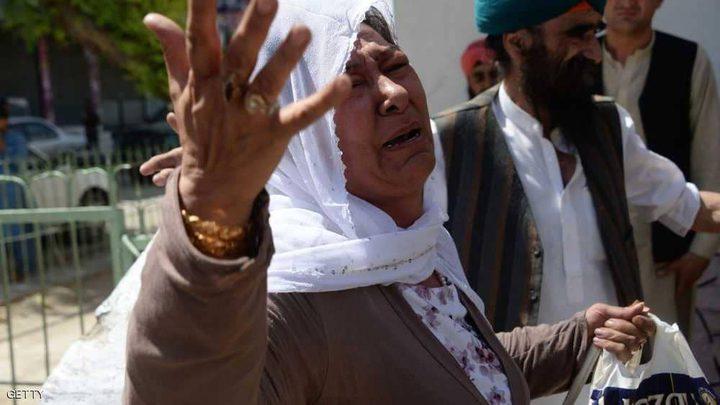 عدد قياسي للقتلى المدنيين في أفغانستان