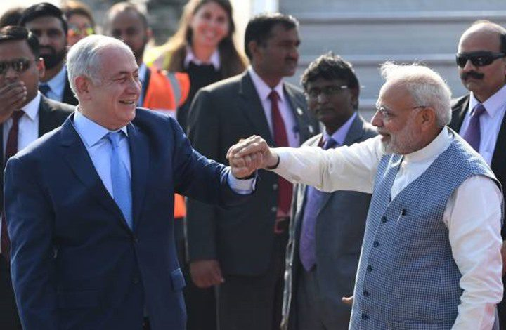 إسرائيلي يتحدث عن آفاق تطوير العلاقات مع الهند
