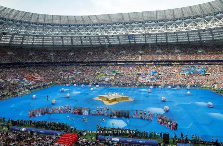 نهائي كأس العالم فرنسا (4) كرواتيا (2)