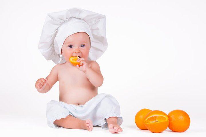 احتياطات قبل إعطاء طفلك عصير البرتقال