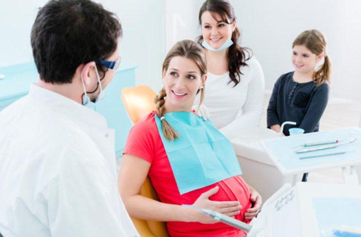 دراسة: 38 % من الحوامل يعانين نزيف اللثة