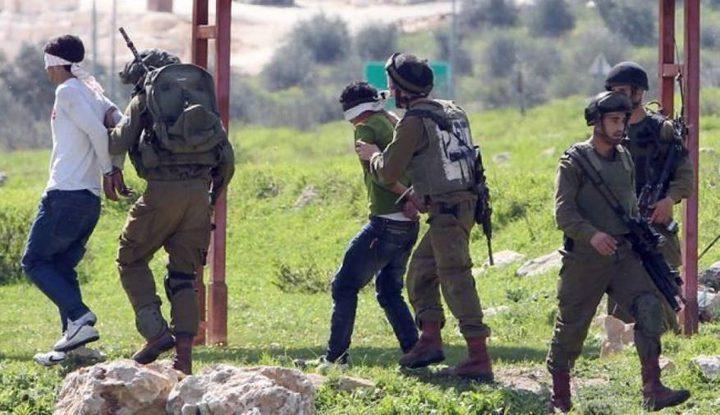 الاحتلال يعتقل شقيقين من برطعة