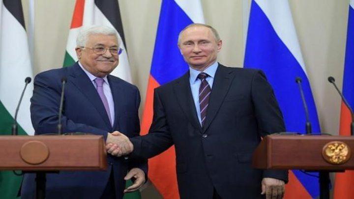 الرئيس عباس يحضر نهائي المونديال في موسكو