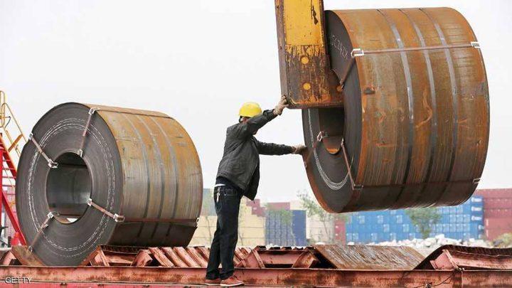 الصين تسجل رقمًا قياسيًّا في إنتاج الصلب