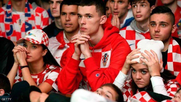 كرواتيا حزينة.. لكنها فخورة بأبطالها