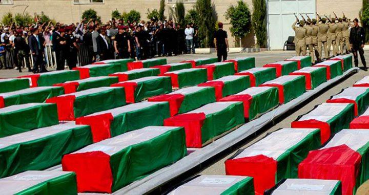 مطالبات باسترداد جثامين الشهداء المحتجزة
