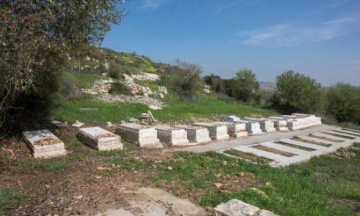 الاحتلال يستولي على أراضي لاقامة مقبرة للمستوطنين