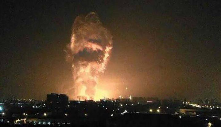 9 شهداء في قصف إسرائيلي على حلب