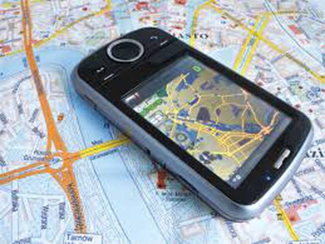 تحذير:  يمكن لنظام تحديد المواقع GPS تتب