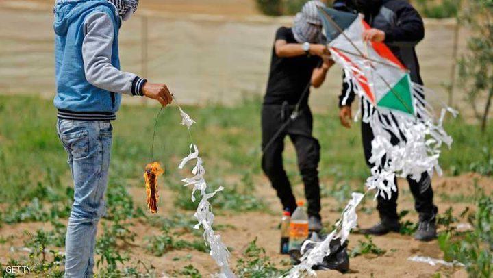 الإعلام العبري: إما الحرب أو وقف الطائرات الحارقة