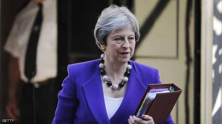 """تصويت برلماني ينعش """"استراتيجية ماي"""" مع أوروبا"""