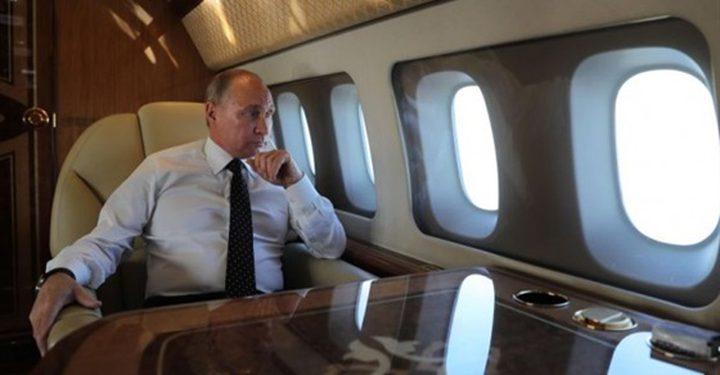 """طائرة بوتين تخترق المجال الجوي لإحدى دول """"الناتو"""""""