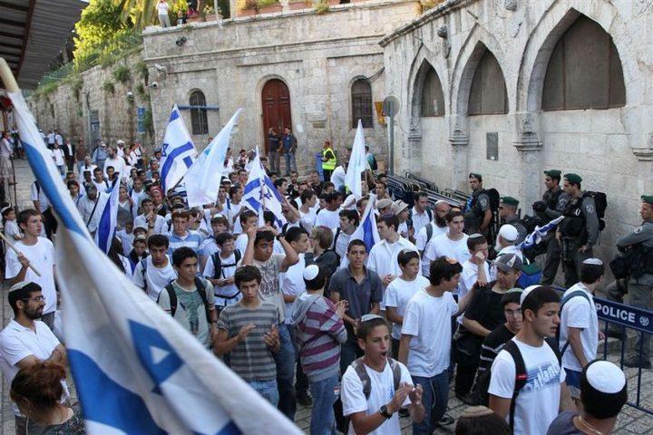 دعوات يهودية للمشاركة في مسيرة حاشدة السبت المقبل
