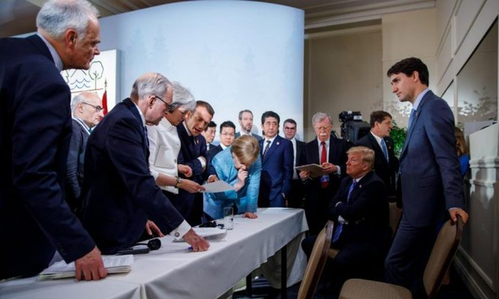 """أوروبا واليابان.. اتفاق """"تاريخي"""" لمواجهة ترامب"""