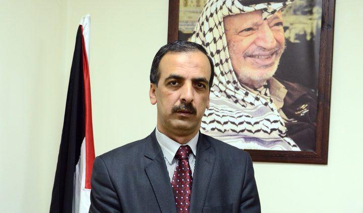 الحايك يُثمّن الجهود المصرية في انهاء الانقسام