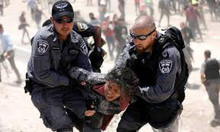 سلطات الاحتلال تفرج عن الأسيرة سارة أبو داهوك