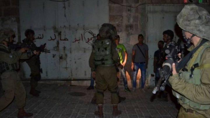 حملة اعتقالات في الضفة(محدث)