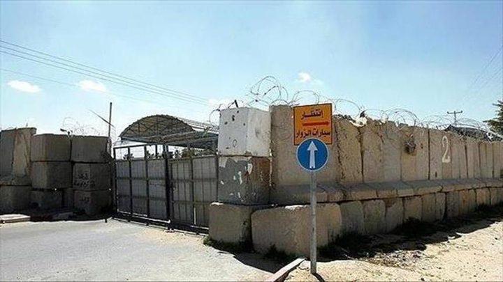 إغلاق معبر كرم أبو سالم لم يوقف الغزيين