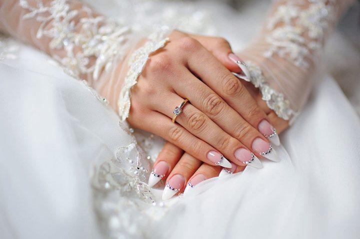 5 نصائح لأظافر العروس