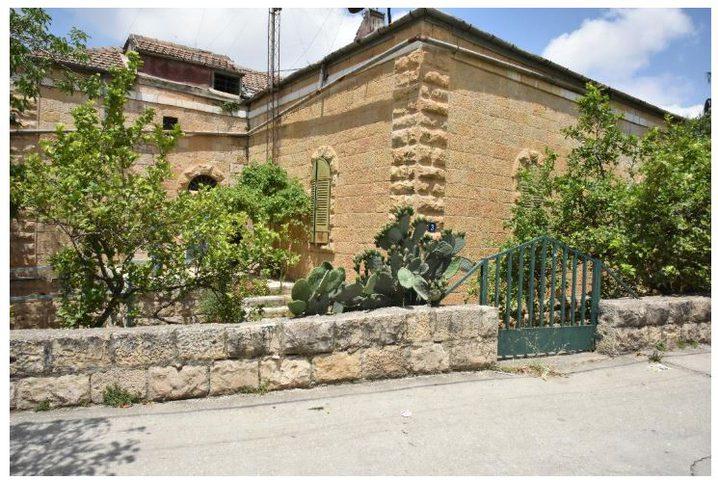 بلدية رام الله تنقذ مبنى تاريخيا من الهدم