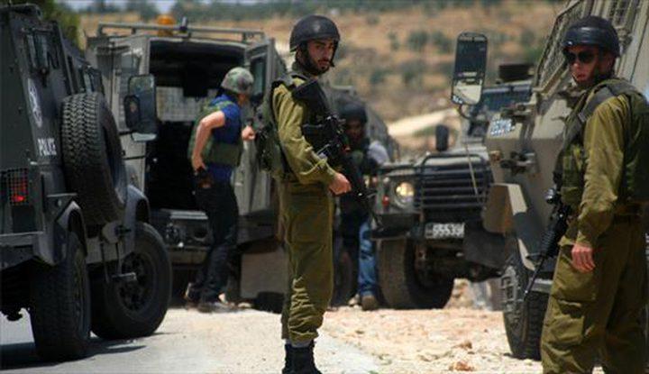جيش الاحتلال يقتحم حي الطيرة في رام الله