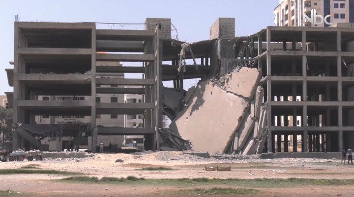 تحرك مصر وملادينوف لتثبيت إعلان التهدئة في غزة